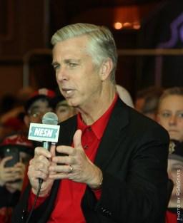 Red Sox Baseball President Dave Dombroski