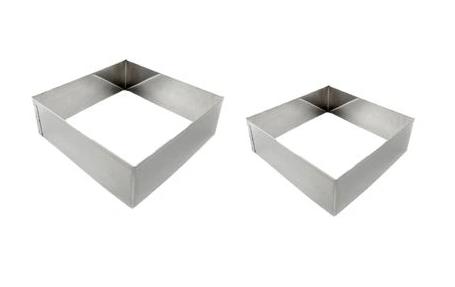 Aro Modelador Quadrado