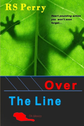 Book Cover: OVER THE LINE