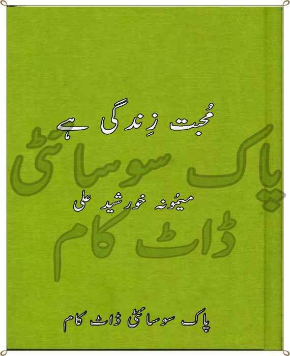 Mohabbat Zaindagi Hai