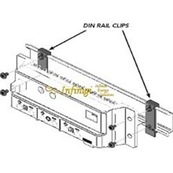 Morningstar DIN-1 Din Rail Mounting Cliip