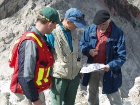 Collaboration on Turtle Mountain Monitoring Project