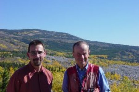 Collaboration on the Turtle Mountain Monitoring Project Crowsnest Pass, Alberta, Canada