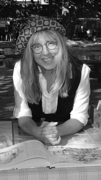 Eleonore Nilsson Odén RSS porträtt