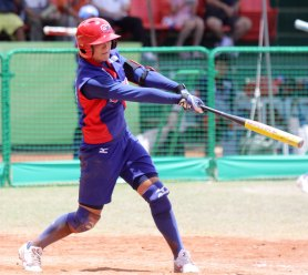 Women's softball is one of the sports to be featured during the international multisport event. (The World Games 2022 Birmingham)