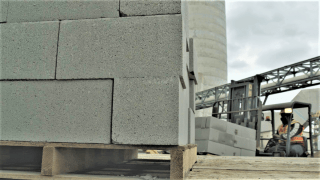 Alabama's National Carbon Capture Center successfully tests carbon-reduction technology for concrete production