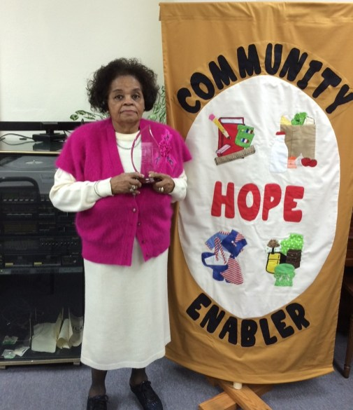 Maudine Holloway is executive director of Community Enabler in Anniston. (contributed)