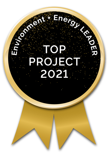 Alabama Power's Smart Neighborhood project at Reynold's Landing at Ross Bridge in Hoover won a Top Project 2021 award from Environment + Energy Leader. (contributed)