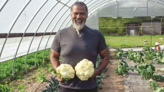 Organic farmer Nelson Wells on a mission to improve health of Alabamians