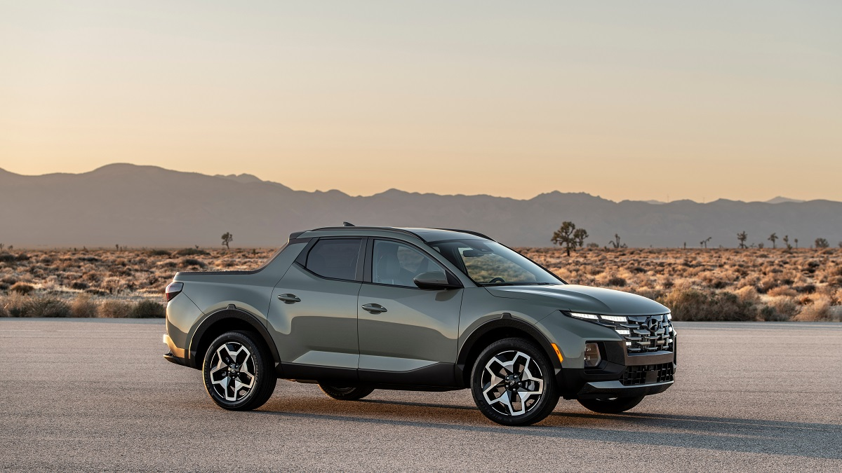 Hyundai reveals pricing for Alabama-built Santa Cruz 'Sport Adventure Vehicle' pickup