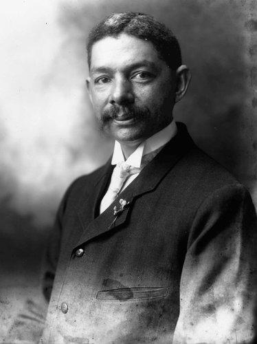 Robert R. Taylor was one of the designers of the Masonic Temple. (contributed)
