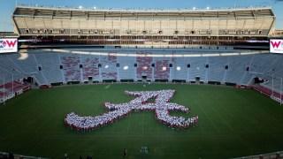 University of Alabama welcomes record numbers of freshmen, graduate students