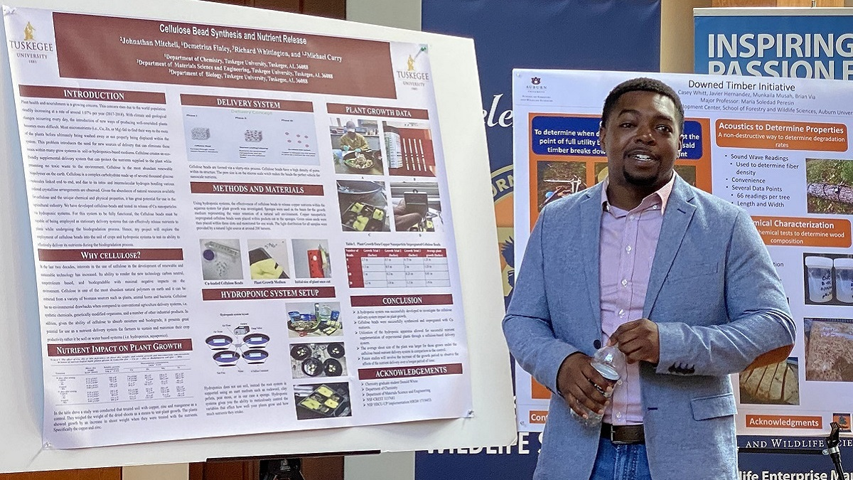 Auburn University teams with Tuskegee University for STEM student research opportunities