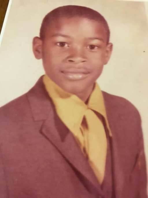 Dwayne Williams at 13. (contributed)