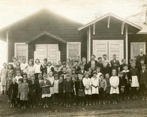 Children from Gorgas Village. (Alabama Power)