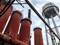 Sloss Furnaces now. (contributed)