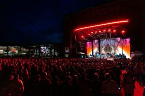 Tuscaloosa Amphitheater hauls in the big shows. (Tuscaloosa Amphitheater/Facebook)
