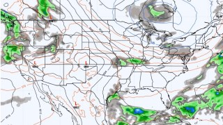 Scott Martin: Nice, warm weekend for Alabama; severe threat on Wednesday