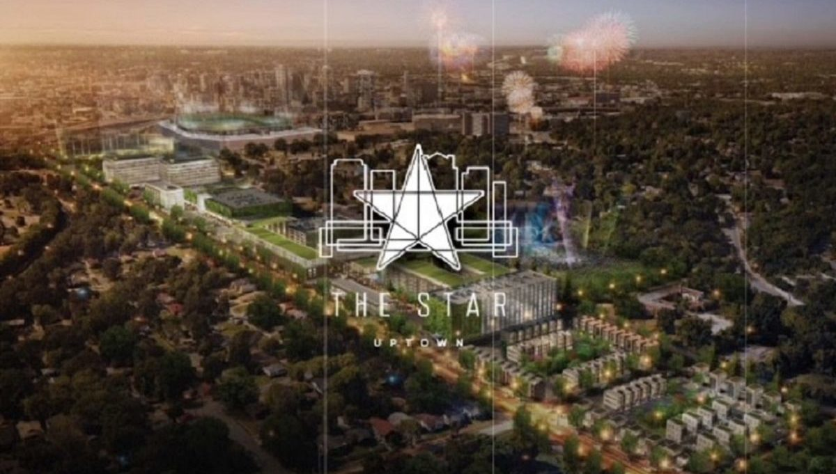 Birmingham's new Carraway development to be called The Star Uptown