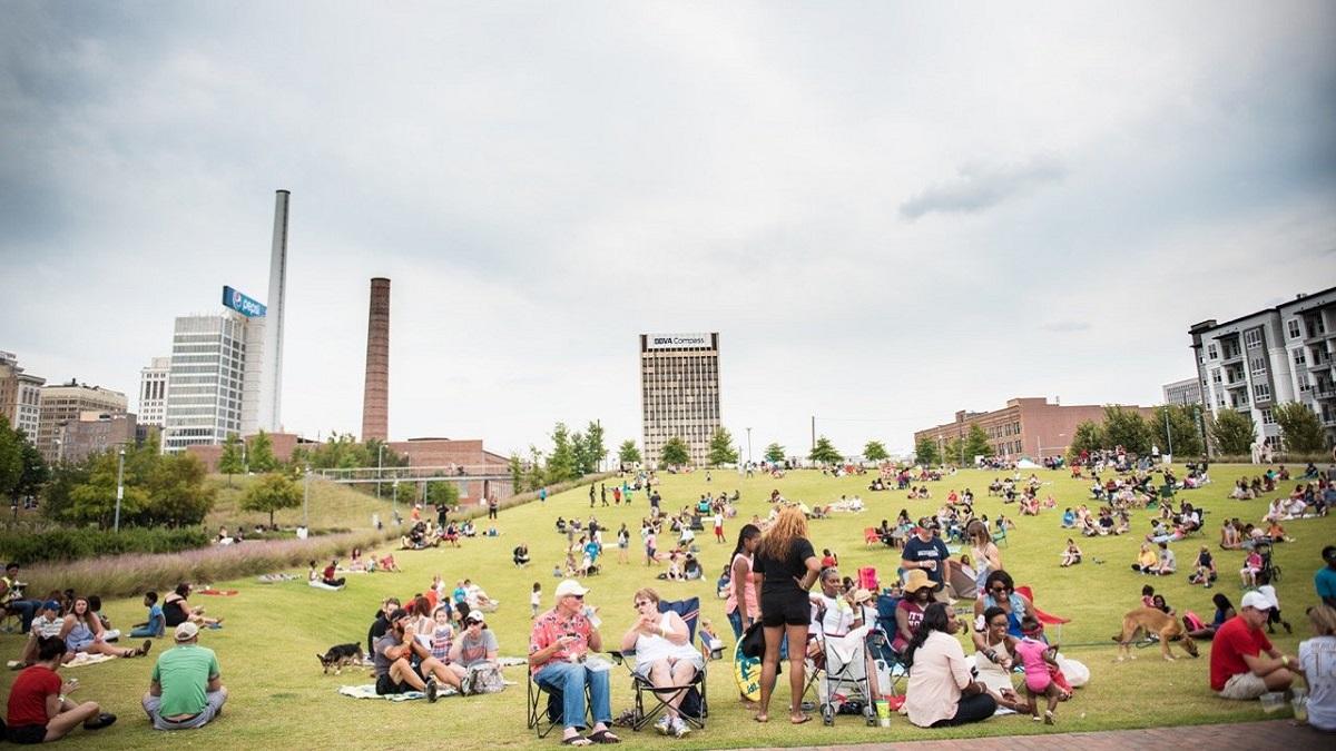 Railroad Park to host large-scale picnic celebrating Birmingham's communities