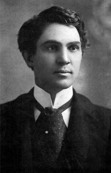 George Ward as Birmingham mayor in 1905. (Bham Wiki)