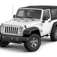 Mobil Jeep Wrangler Sports 2014