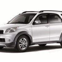 Mobil Toyota Rush TRD 2014