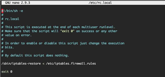 <div>Server Setup Steps – SSH Keys, Firewall & Other Tweaks</div>