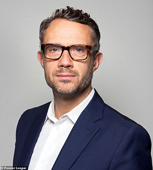 Guardian Media Group CEO David Pemsel to become the Premier League's Chief Executive