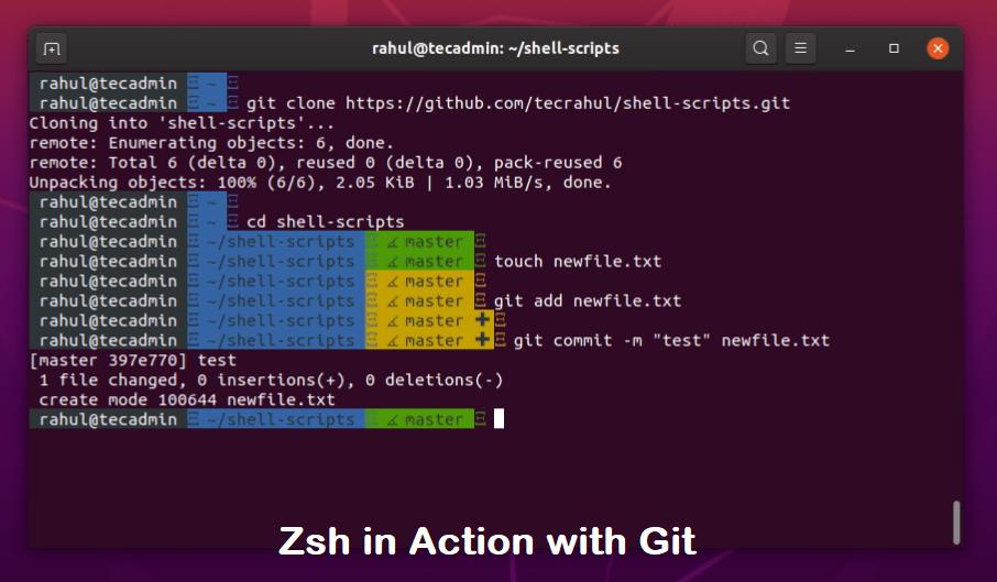 How to Install ZSH on Ubuntu 20.04