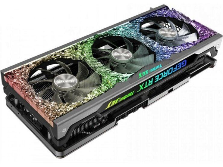 Emtek Introduces The Xenon GeForce RTX 3090 Turbo Jet OC D6X 24 GB Graphics Card
