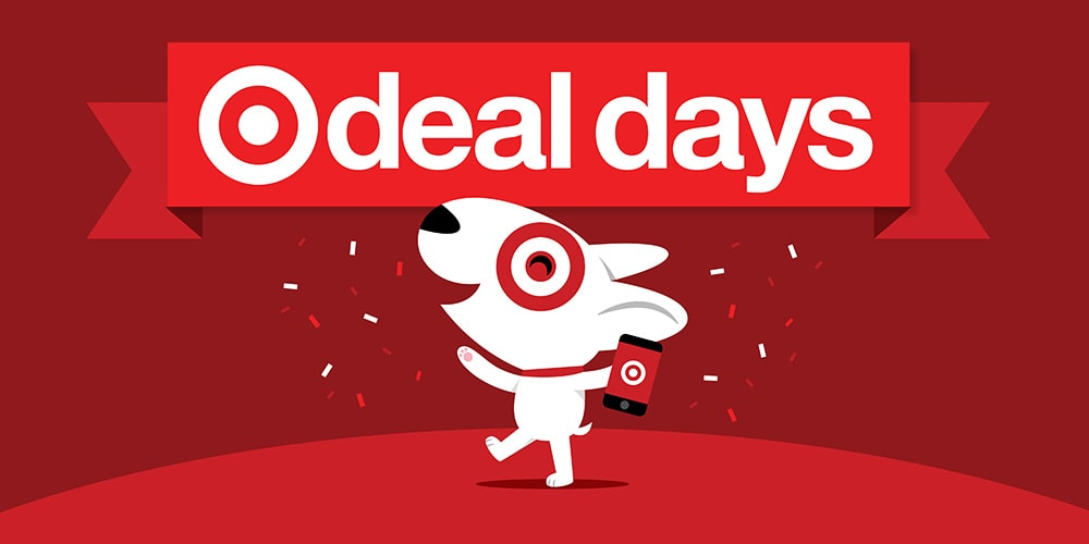 Target Deal Days Are Bigger & Better Than Ever