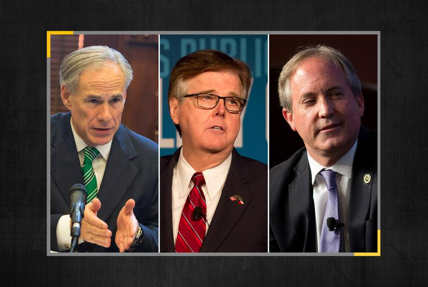 Abbott, Patrick say corruption accusations against Texas AG Paxton 'raise serious concerns'