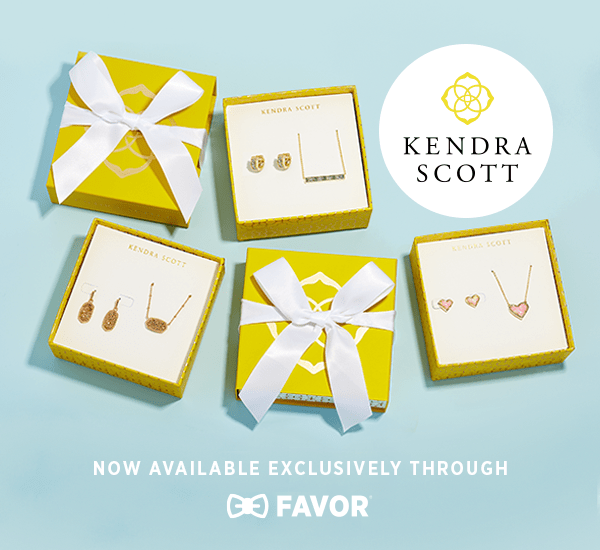 Kendra Scott Announces Exclusive Partnership with Favor Delivery Across Texas