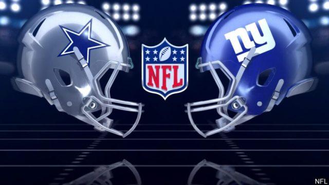 dallas cowboys new york giants