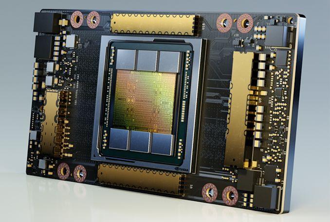 NVIDIA Announces A100 80GB: Ampere Gets HBM2E Memory Upgrade