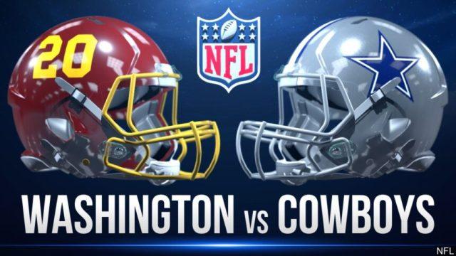 washington dallas cowboys