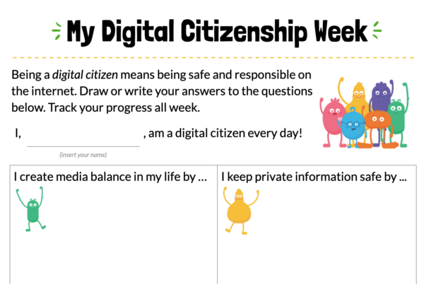 It's Digital Citizenship Week