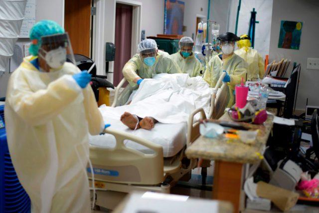 houston texas virus patient