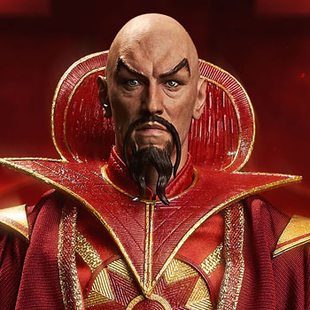 ming the merciless emperor of mongo flash gordon square