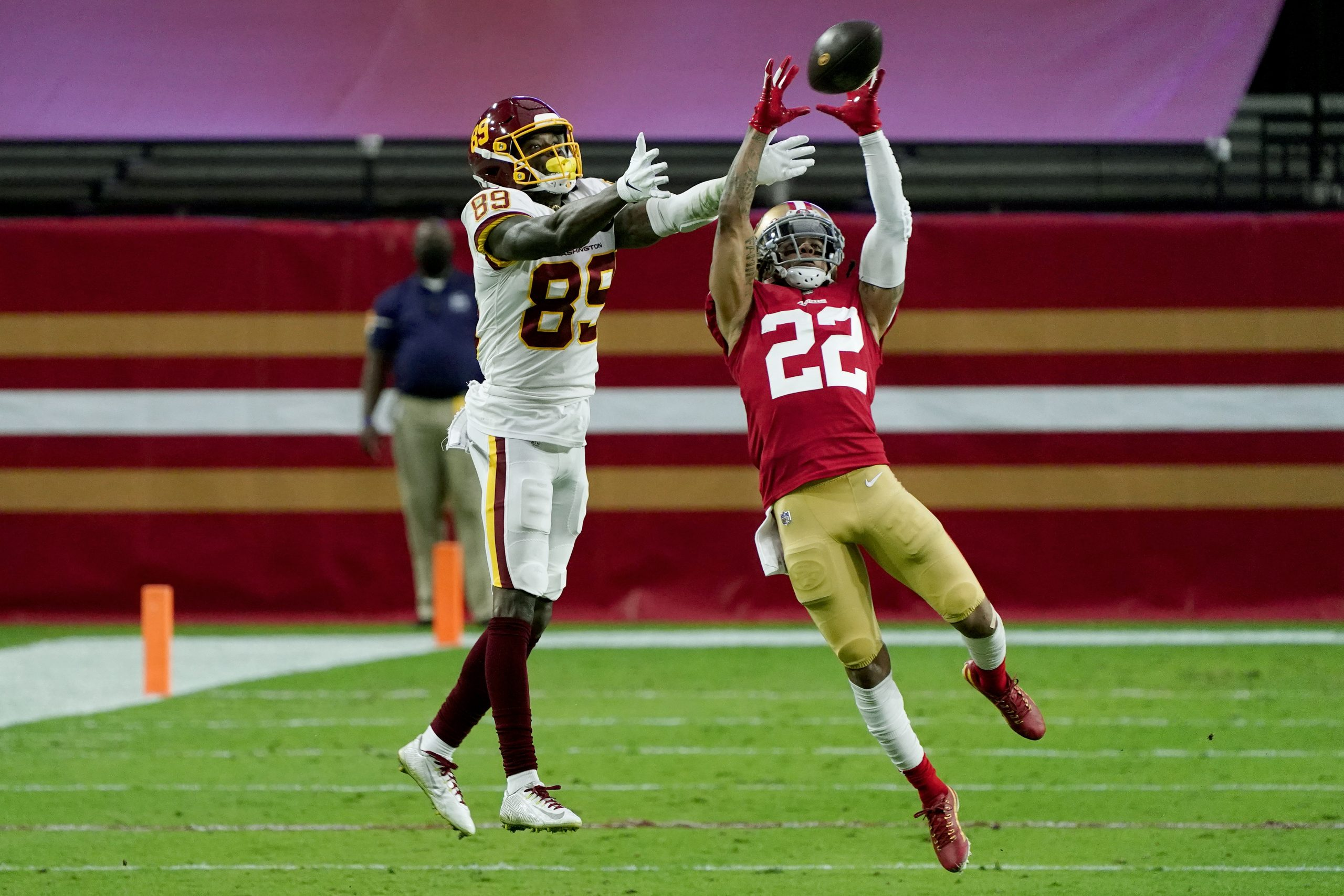 What the 49ers are saying after losing to Washington