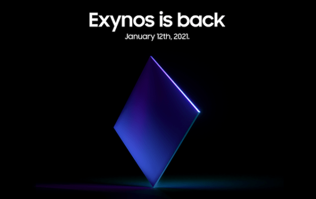 Samsung Teases CES Announcement For Next Exynos SoC