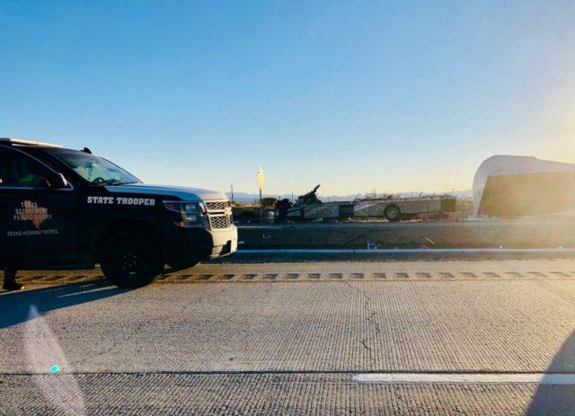 I-10 tornillo fatal crash
