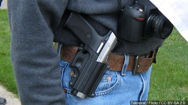 Texas pushes closer to dropping handgun license requirement; state senate now expected to vote on it