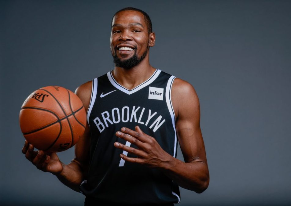 Kevin Durant #4 Best NBA Players in 2020