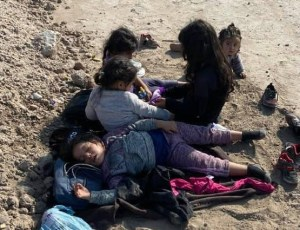 'Heartbreaking' says Texas farmer who found 5 abandoned migrant girls, all under age 7, near border