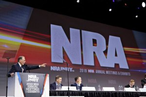 NRA's bankruptcy tossed out by judge in blow to gun group's planned Texas move