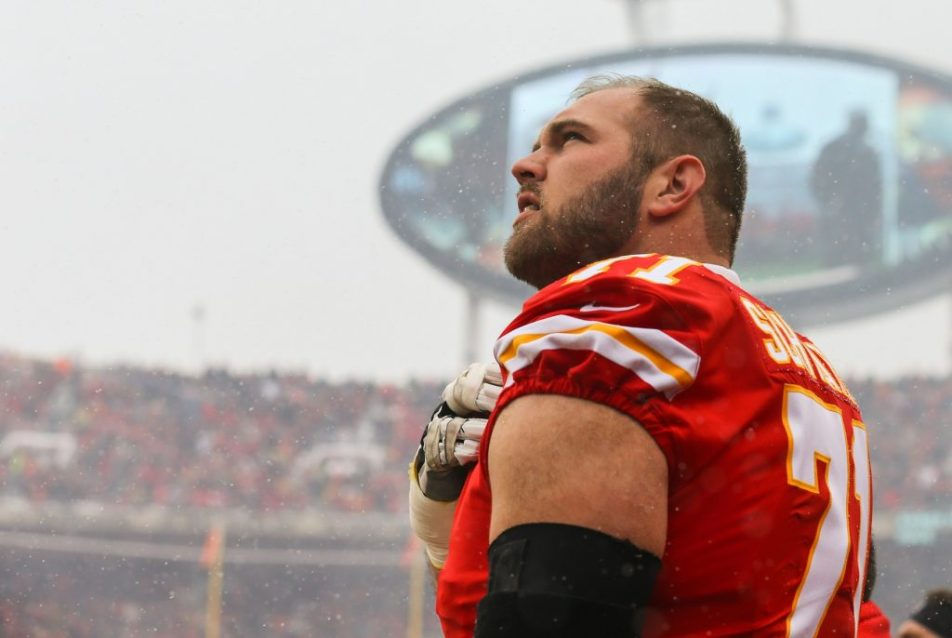 NFL free agent: Mitchell Schwartz, Denver Broncos