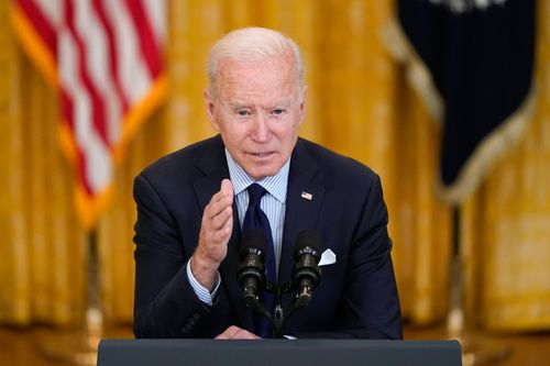 Biden seeks to ease concerns after Texas pipeline cyber attack