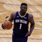 Zion Williamson fractures finger, out indefinitely